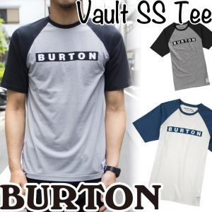 BURTON バートン Tシャツ Vault SS Tee|2m50cm