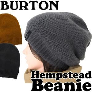 BURTON バートン Hempstead Beanie ビーニー|2m50cm
