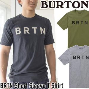 BURTON バートン Tシャツ BRTN Short Sleeve T Shirt|2m50cm