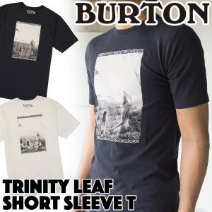 BURTON バートン Tシャツ Trinity Leaf Short Sleeve T|2m50cm