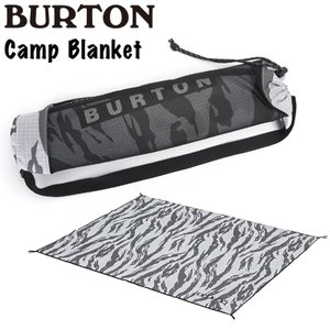 BURTON キャンプ ブランケット Camp Blanket|2m50cm