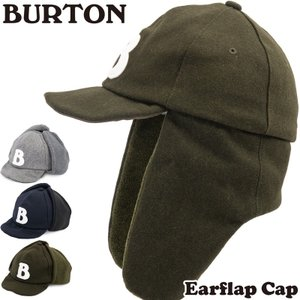 BURTON バートン Earflap Cap イヤーフラップ キャップ|2m50cm