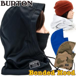 フード付きネックウォーマー BURTON バートン Bonded Hood ボンデッド フード|2m50cm
