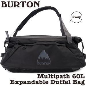 BURTON バートン ダッフルバッグ リュック Multipath Duffle Bag 60L+|2m50cm