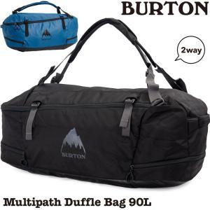 BURTON バートン ダッフルバッグ リュック Multipath Duffle Bag 90L|2m50cm
