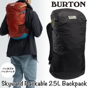 BURTON バートン Skyward Packable 25L Backpack スカイワード パッカブル 25L バックパック|2m50cm