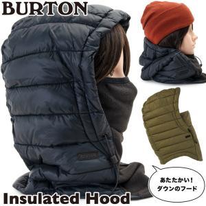 帽子 BURTON バートン Insulated Hood インシュレーテッド フード|2m50cm