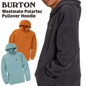 フリース フーディ BURTON Westmate Polartec Pullover Hoodie バートン ウエストメイト ポーラテック プルオーバー フーディー|2m50cm