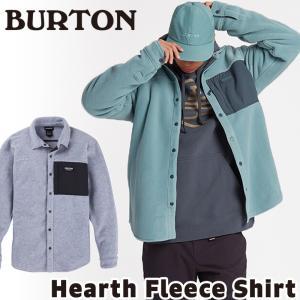フリース BURTON Hearth Fleece Shirt バートン ハース フリース シャツ|2m50cm