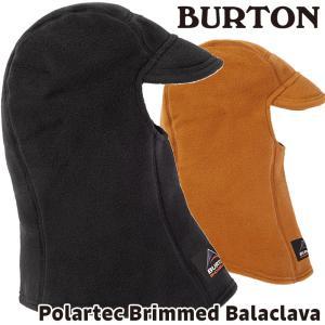 バラクラバ BURTON バートン Polartec Brimmed Balaclava ポーラテック ブリム バラクラバ 2m50cm