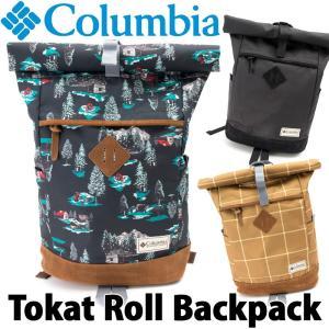 Columbia コロンビア リュックサック Tokat Roll Backpack|2m50cm