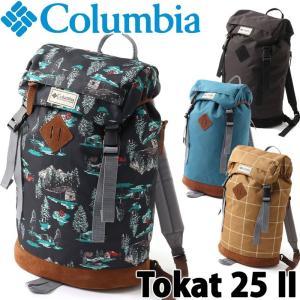 Columbia コロンビア リュックサック Tokat 25 II|2m50cm
