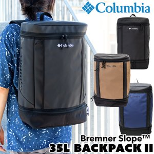 Columbia コロンビア Bremner Slope 35L Backpack|2m50cm