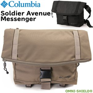 メッセンジャーバッグ Columbia コロンビア Soldier Avenue Messenger ソルジャー アベニュー|2m50cm