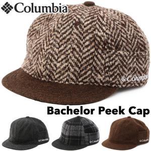 帽子 コロンビア Columbia Bachelor Peek Cap バチェラーピークキャップ|2m50cm