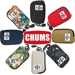 チャムス CHUMS コインケース Eco Coin Case|2m50cm