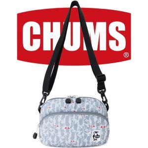 チャムス CHUMS エコショルダーポーチ オールブービー|2m50cm