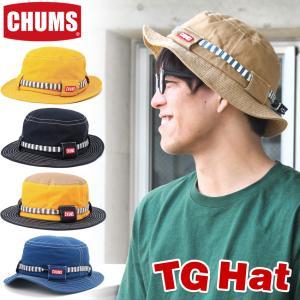 チャムス CHUMS TGハット|2m50cm
