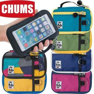 チャムス CHUMS エコ スマートフォンケース|2m50cm