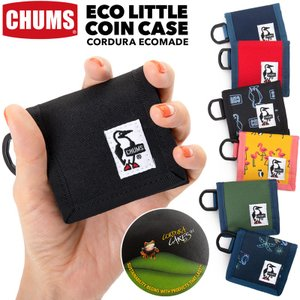 CHUMS ECO LITTLE COIN CASE エコリトルコインケース|2m50cm