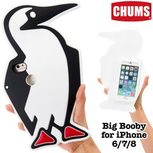 CHUMS チャムス iPhoneケース Big Booby for iPhone 6/7/8|2m50cm