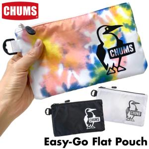 CHUMS チャムス ポーチ イージーゴー フラットポーチ Easy-Go Flat Pouch 2m50cm