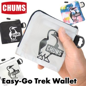 CHUMS チャムス コインケース イージーゴー トレック ウォレット Easy-Go Trek Wallet 2m50cm