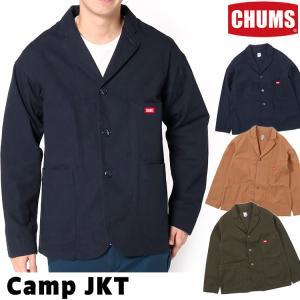 CHUMS チャムス ジャケット Camp JKT キャンプ ジャケット|2m50cm