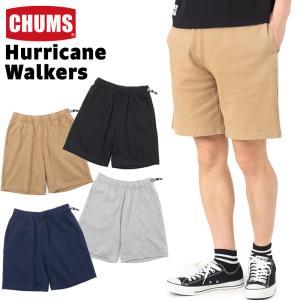 CHUMS チャムス ハーフパンツ Hurricane Walkers ハリケーン ウォーカース ショーツ 短パン|2m50cm