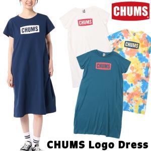 CHUMS チャムス ワンピース CHUMS Logo Dress チャムス ロゴ ドレス|2m50cm