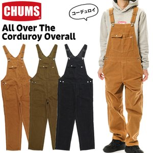 CHUMS チャムス All Over The Corduroy Overall オールオーバー ザ...