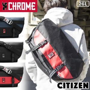 CHROME クローム CITIZEN シチズン メッセンジャーバッグ|2m50cm