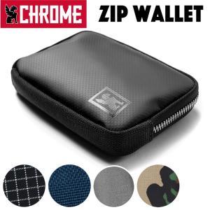 財布 CHROME クローム ZIP WALLET ジップ ウォレット|2m50cm