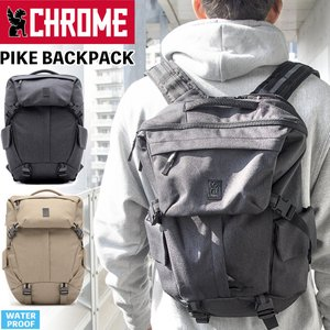 CHROME クローム  PIKE BACKPACK バックパック 22リットル|2m50cm