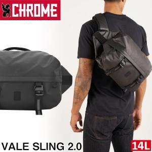 CHROME クローム ボディバッグ VALE SLING 2.0|2m50cm
