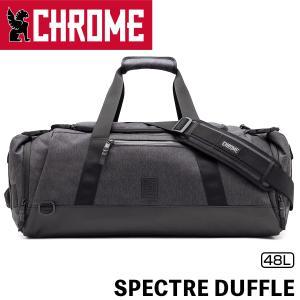 CHROME クローム SPECTRE DUFFLE スペクター ダッフル 48L|2m50cm