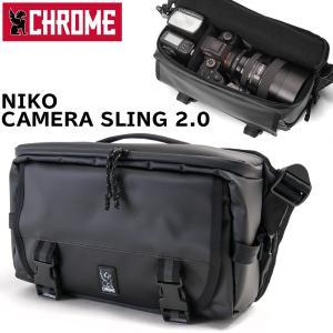 カメラバッグ CHROME クローム NIKO CAMERA SLING 2.0 ニコ カメラ スリング|2m50cm