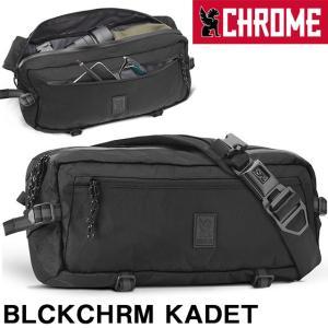 ボディバッグ CHROME クローム BLCKCHRM KADET ブラックカラム カデット|2m50cm