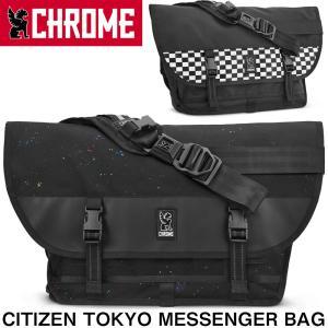 CHROME クローム CITIZEN TOKYO MESSENGER BAG シチズン トーキョー メッセンジャーバッグ|2m50cm