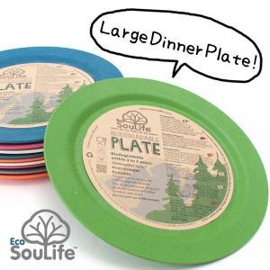 EcoSouLife Large Diner Platel ラージ ディナープレート エコソウライフ|2m50cm