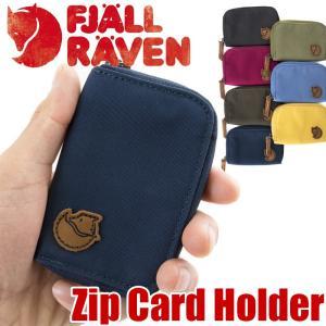 Fjall Raven Zip Card Holder フェールラーベン ジップ カード ホルダー|2m50cm