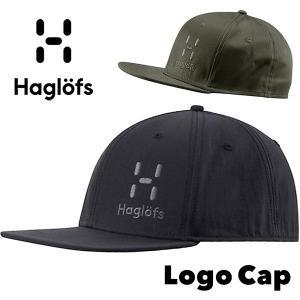 帽子 ホグロフス Haglofs Logo Cap ロゴ キャップ|2m50cm