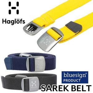 ベルト Haglofs ホグロフス Sarek Belt サレックベルト|2m50cm