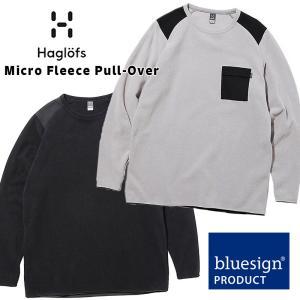 フリース Haglofs ホグロフス Micro Fleece Pull-Over マイクロフリース プルオーバー|2m50cm