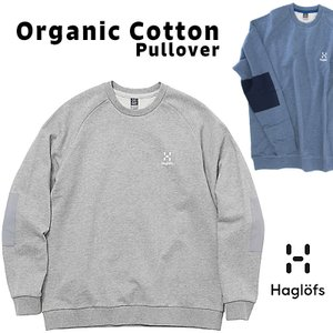 Haglofs ホグロフス Organic Cotton Pullover オーガニックコットン プルオーバー 2m50cm