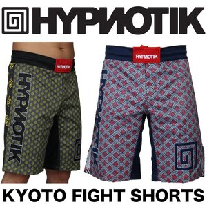 HYPNOTIK ファイトショーツ KYOTO FIGHT SHORTS|2m50cm