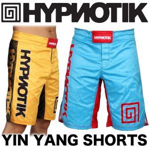 HYPNOTIK ファイトショーツ YIN YANG SHORTS|2m50cm
