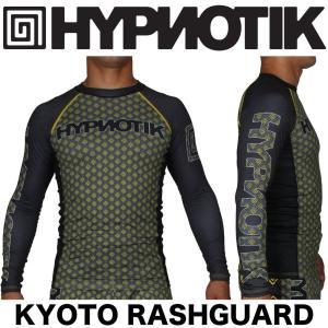 HYPNOTIK ラッシュガード 長袖 KYOTO RASHGUARD KILLA B YELLOW|2m50cm