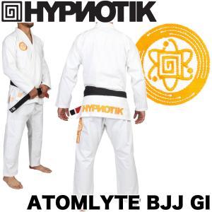 HYPNOTIK 柔術着 ATOMLYTE BJJ GI ホワイト|2m50cm