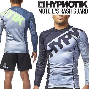 ラッシュガード HYPNOTIK 長袖 MOTO L/S RASH GUARD|2m50cm